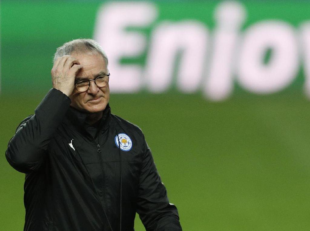 Ranieri Sulit Menolak Tawaran Roma