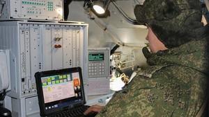 Militer Rusia Akui Lakukan Perang Informasi Besar-Besaran