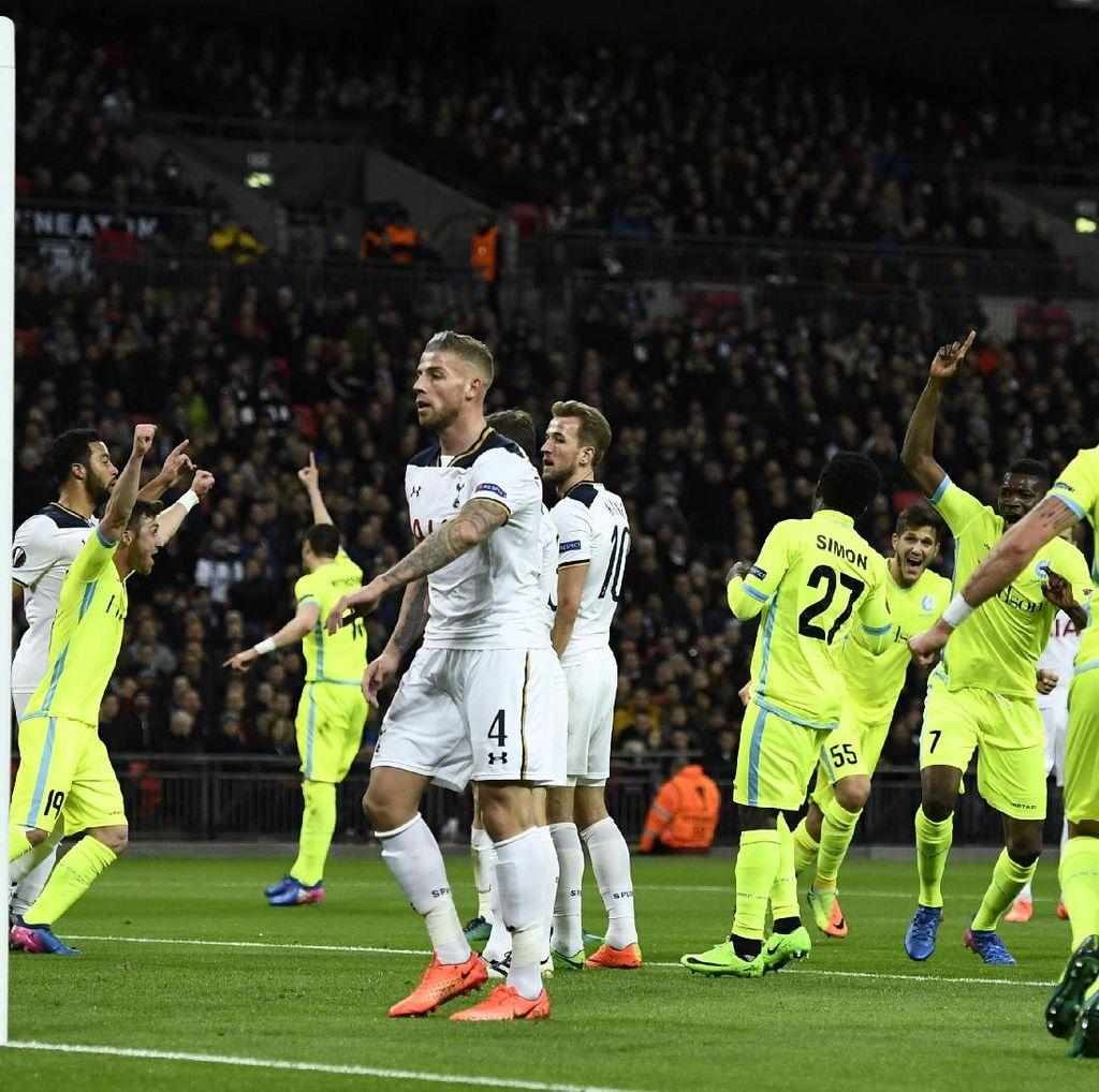 Spurs Disingkirkan Gent