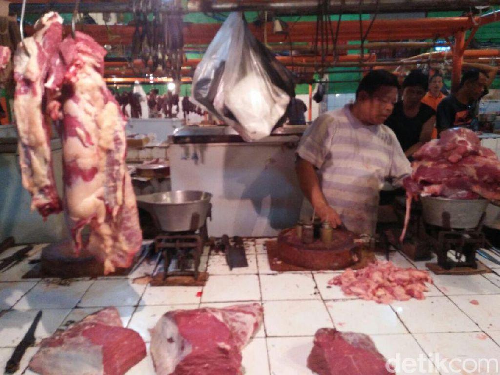 Daging Kerbau India Beku Rp 70 Ribu/Kg, Cair Rp 110 Ribu/Kg