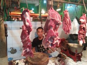 Harga Daging Sapi Tetap Tinggi Awal 2017, di Atas Rp 120 Ribu/Kg