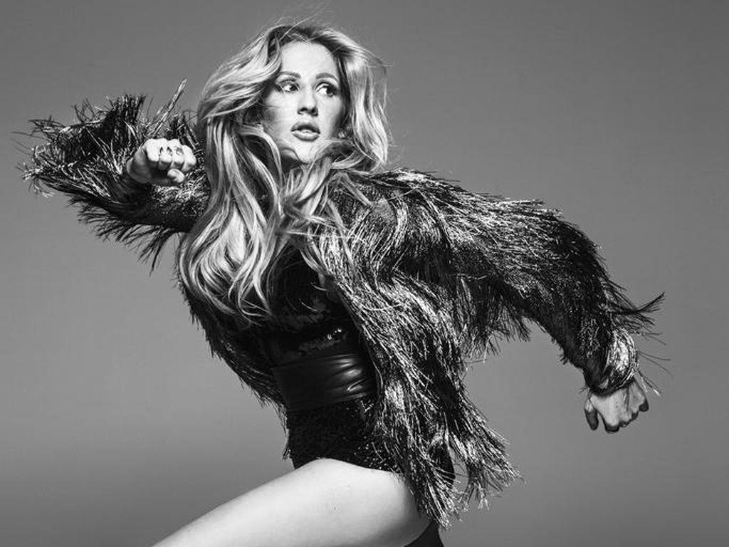 Ellie Goulding Ikut Tren dari Penyanyi Jadi Desainer Sepatu