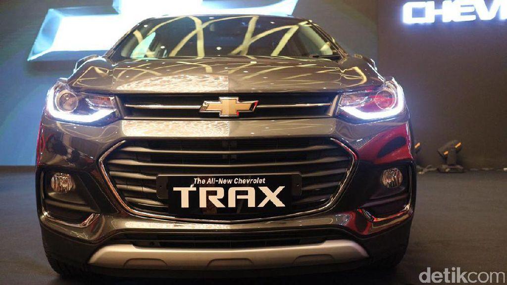 All New Chevrolet Trax Makin Cantik