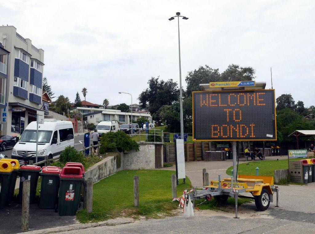 Pantai Bondi Sydney akan Diprivatisasi?