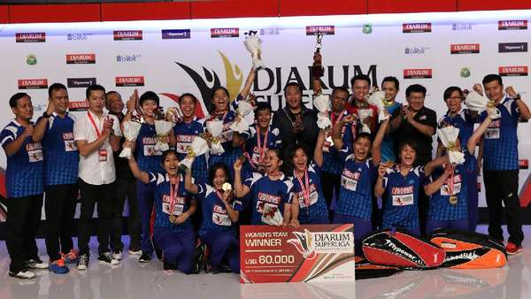 Mutiara Juara dengan Komposisi Lokal, Susy Susanti: Bukti Putri-Putri Indonesia Mampu