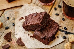Olah Pisang yang Terlalu Masak Jadi Brownies Legit dengan 4 Langkah Ini