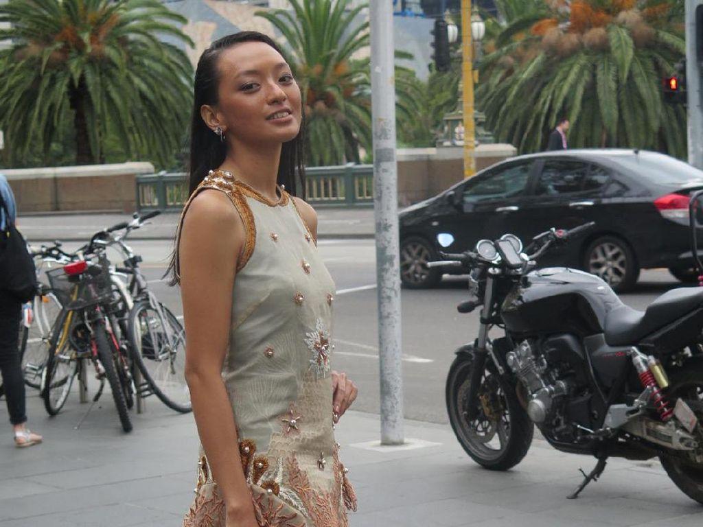 Ultah saat Pandemi, Asmara Abigail Sedih Dilema Ingin Pulang ke Indonesia
