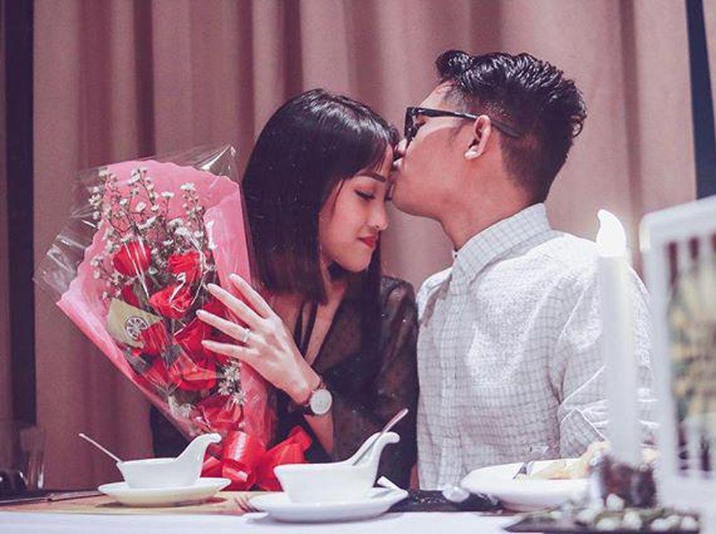 Masih Pengantin Baru, Felly eks Chibi Emosian saat Hamil