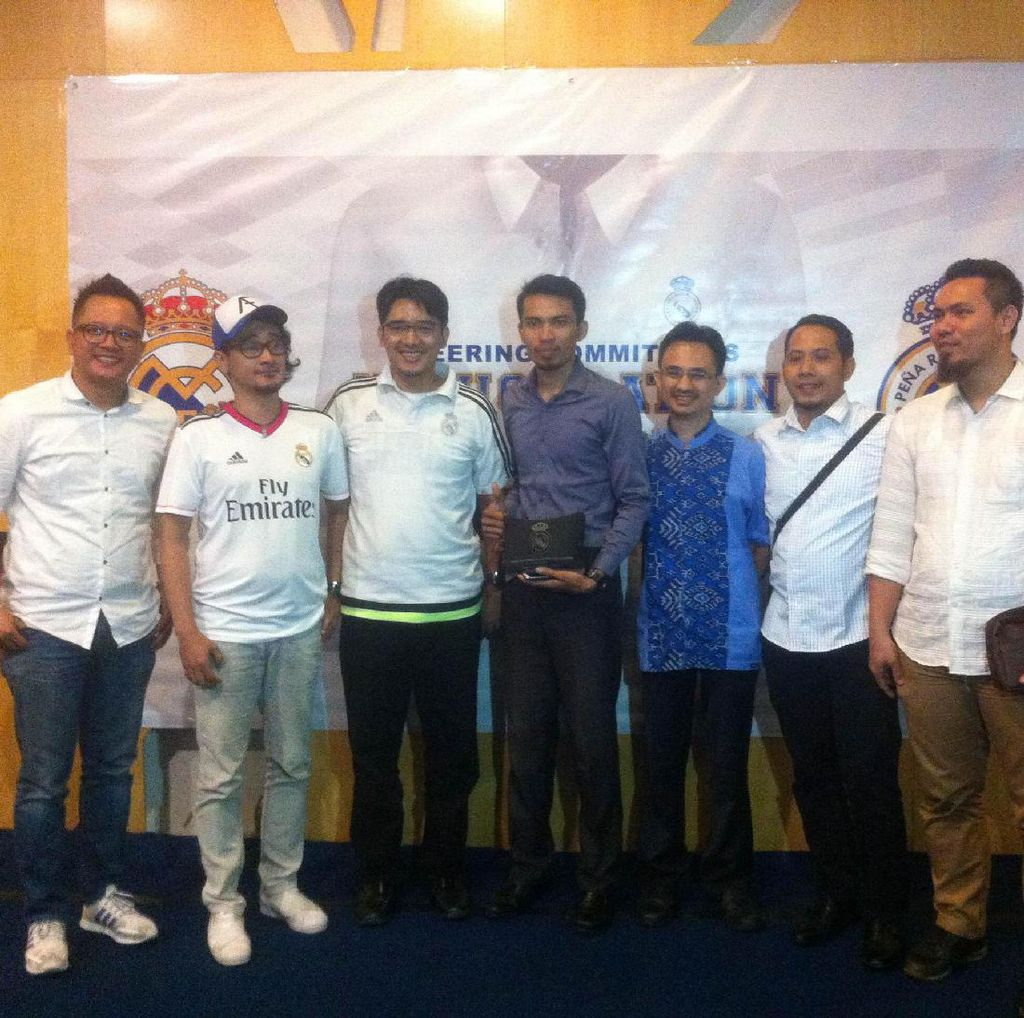 Misi Mendatangkan Real Madrid ke Indonesia