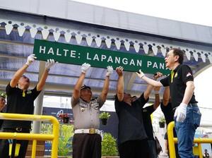 Astra Percantik 600 Halte di 60 Kota di Indonesia