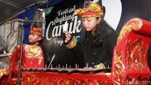 Festival Angklung Caruk Jadi Nostalgia dan Pelestarian Seni Budaya