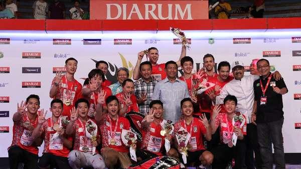 Juara, Musica Champions Akui Dinaungi Keberuntungan
