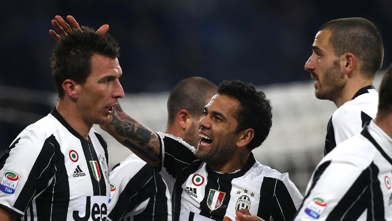 Juventus yang Harus Tetap Membumi
