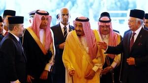 Pemerintah Juga Tawarkan Industri Petrokimia ke Raja Salman
