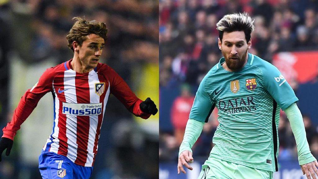 Lemahnya Sisi Kanan Pertahanan Barcelona Akan Untungkan Agresivitas Atletico
