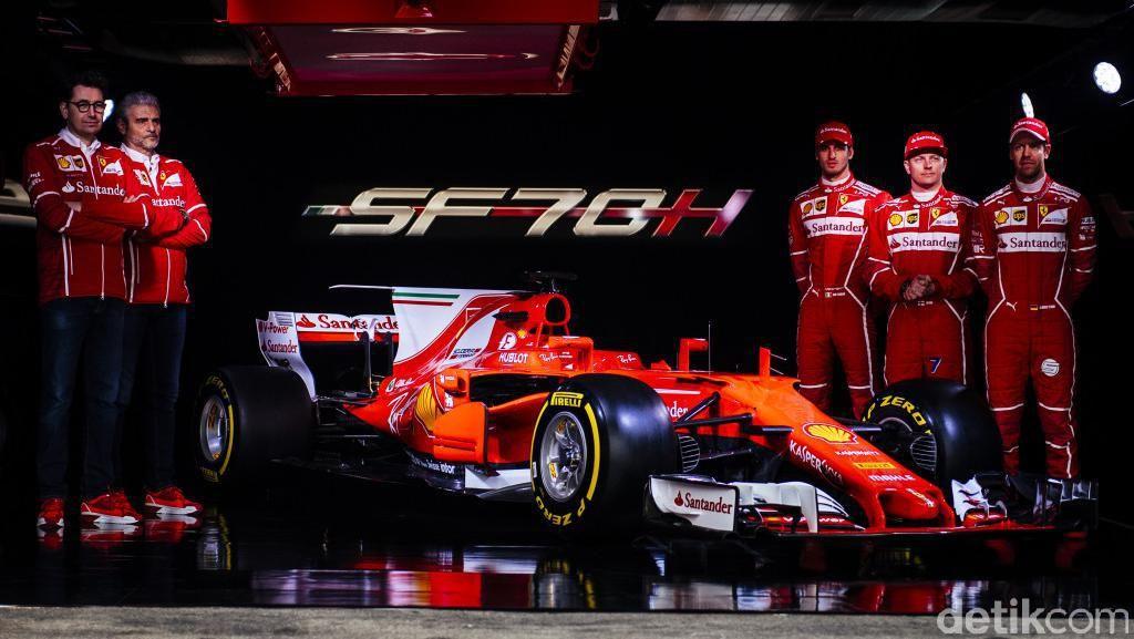 Mengintip Jet Darat Anyar Ferrari
