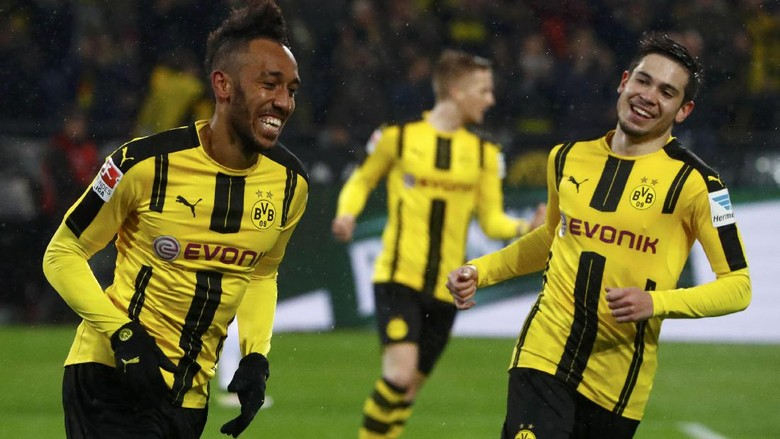 """Bandar Poker - Dortmund Kalahkan Leverkusen Dengan Skor 6-2"""