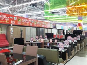 Diskon Produk Rumah Tangga di Promo Akhir Pekan Transmart Carrefour