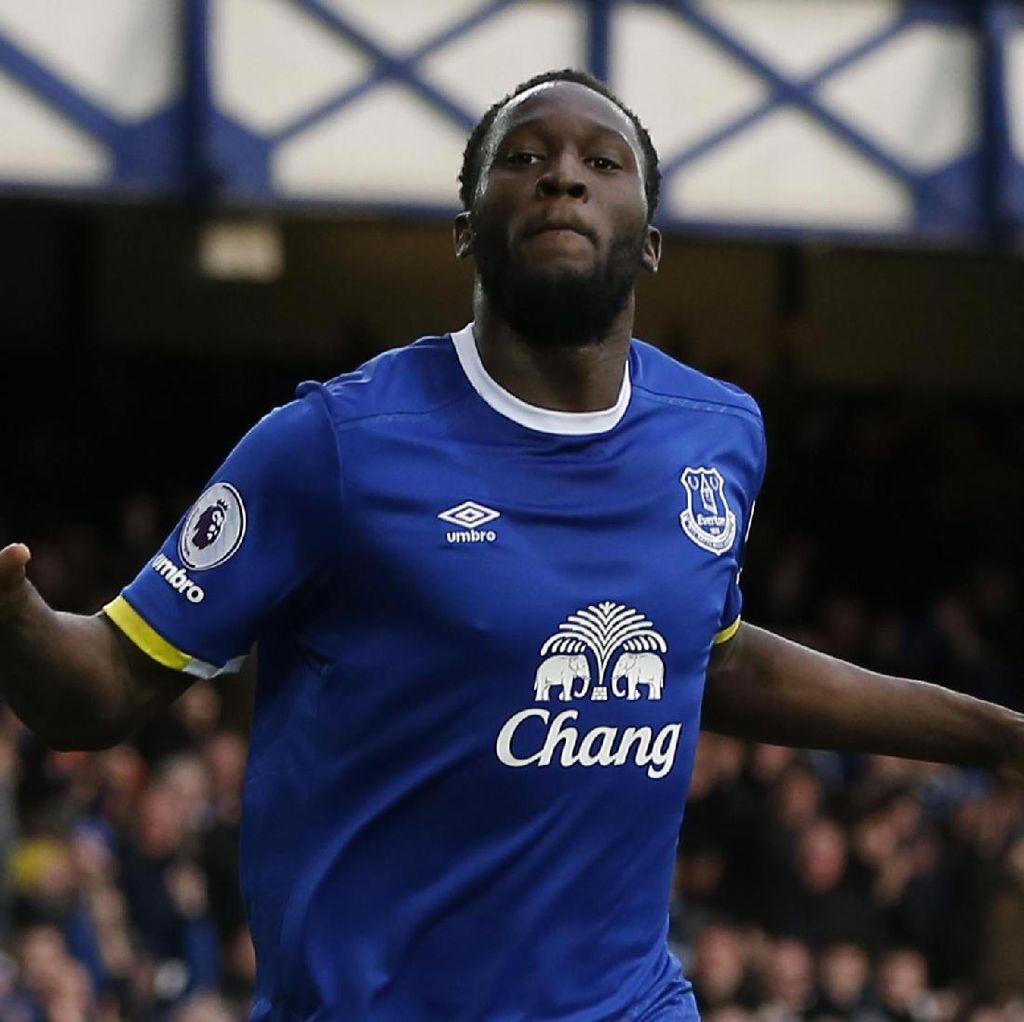 Harapan Everton Finis Empat Besar Ada di Lukaku