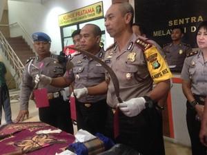 Polisi: Motif Tawuran Pelajar di Flyover Pasar Rebo Ledek-ledekan