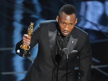 Sedangkan Best Supporting Actor dimenangkan oleh Mahershala Ali. Kevin Winter/Getty Images