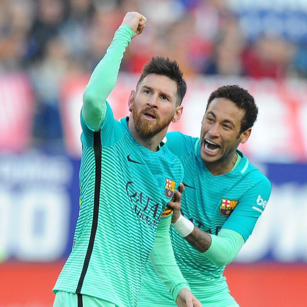 Neymar: Barcelona Fokus ke Diri Sendiri