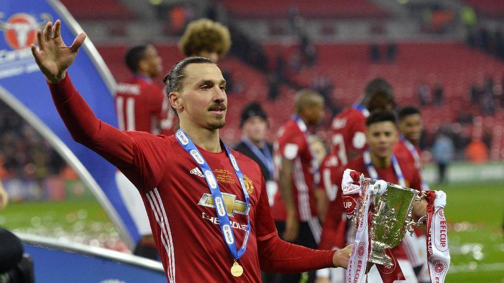 Ibrahimovic: Di manapun Bermain, Aku Selalu Menjadi Juara