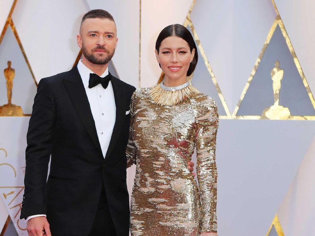 Kalimat So Sweet Jessica Biel tentang Suaminya, Justin Timberlake