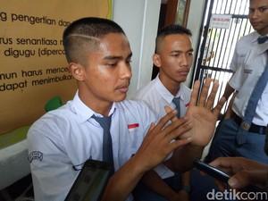 2 Pelajar Ini Sempat Kejar Pelaku Bom Panci hingga ke Kelurahan