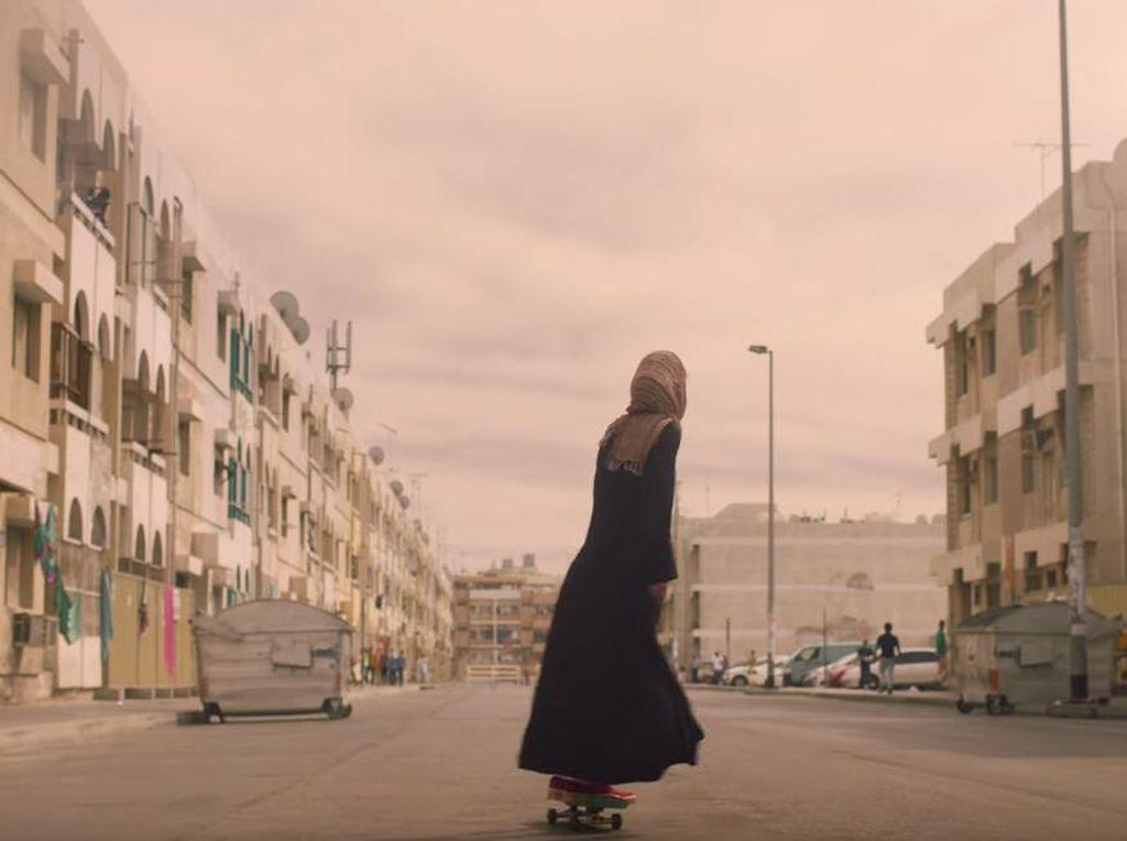 Nike Tampilkan Para Wanita Berhijab di Iklan Terbaru