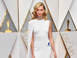Arti Pita Biru yang Dipakai Karlie Kloss Hingga Ruth Negga di Oscar 2017