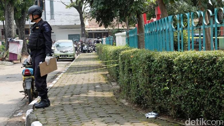 Eks Napi Teroris Agus Marshal Pernah Bina Pelaku Bom Bandung