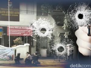 Aksi Bomber Panci di Bandung: Duduki Kelurahan hingga Nego Densus