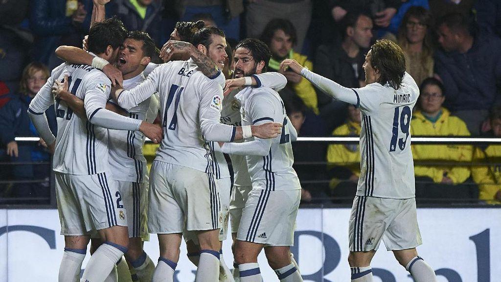 Soal Penalti Madrid, Soriano: Tangan Saya Tak Mungkin Dipotong