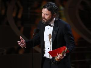 Terkejutnya Casey Affleck Raih Oscar Perdana