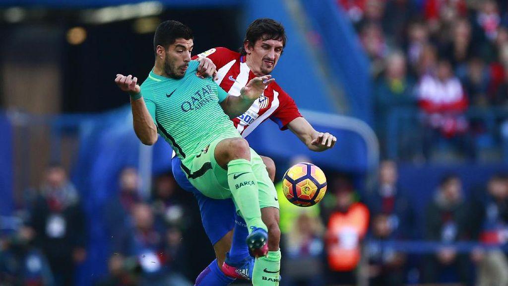 Suarez: Kalahkan Atletico, Bukti Barca Berambisi Raih Juara