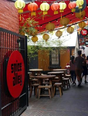 Kangen Masakan Asia di Sydney? Wisata Kuliner Saja ke Spice Alley