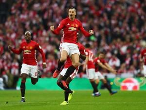 Paruh Babak, MU Ungguli Southampton 2-1