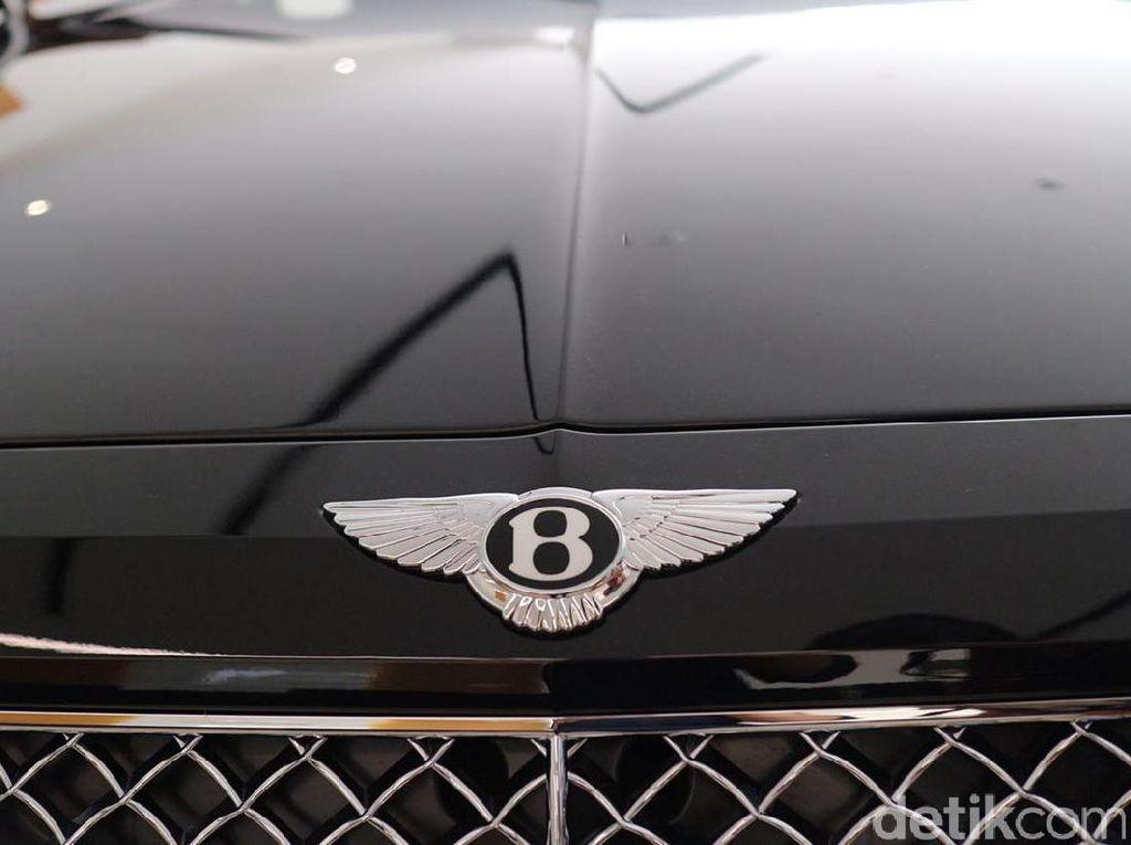 Bentley Bakal 100% Jualan Mobil Listrik