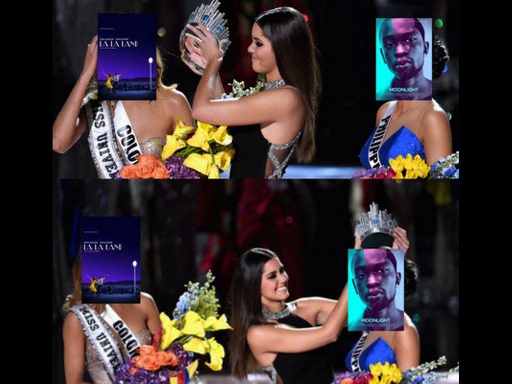 Meme Kocak Insiden Oscar 2017