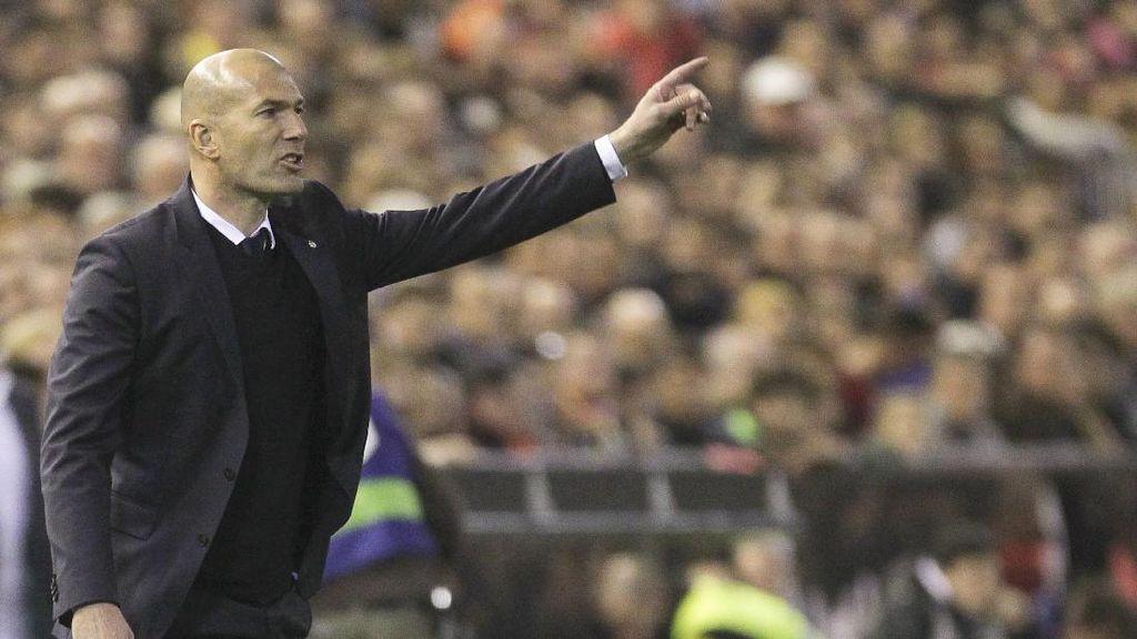 Kesabaran Madrid yang Berbuah Kemenangan