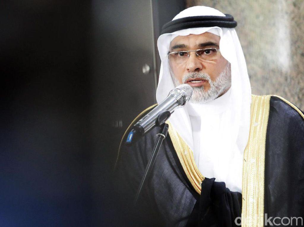 Dubes Saudi Merasa Dibenturkan dengan NU, Ansor Tak Mau Berspekulasi