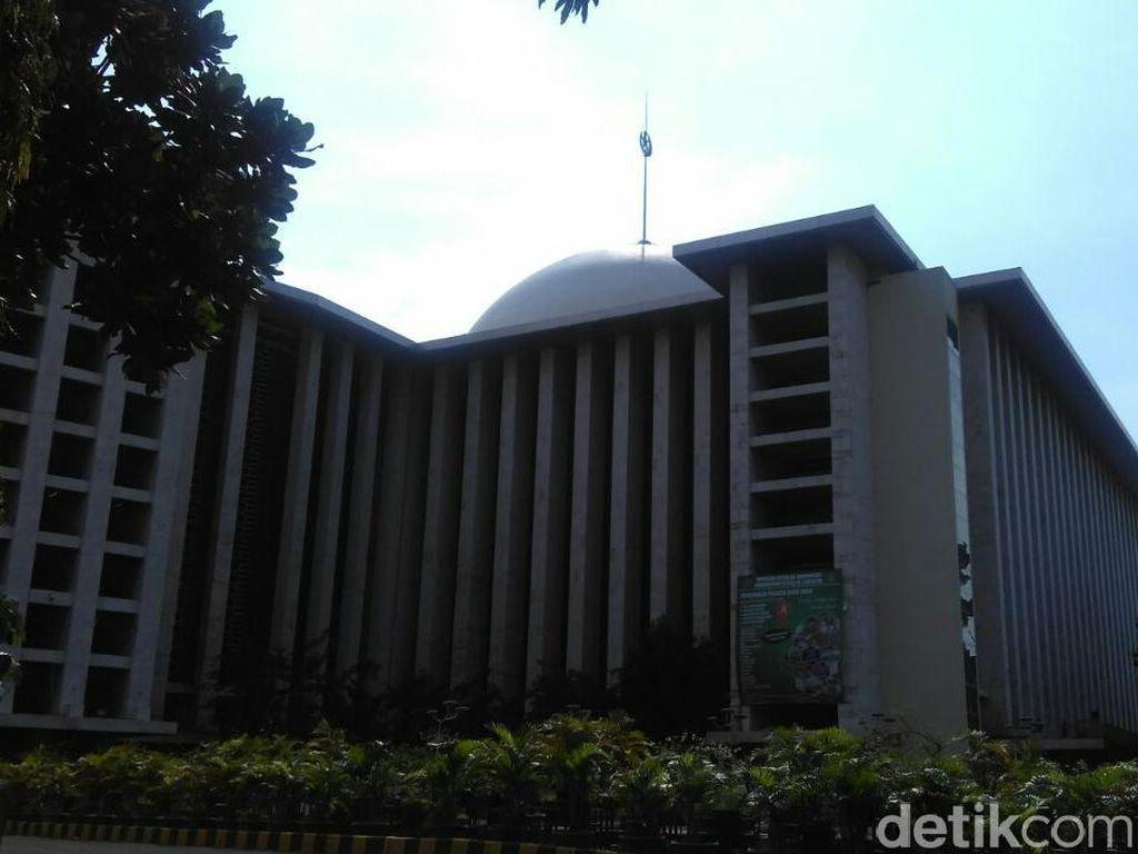 Beredar Undangan Ketemu Raja Salman di Istiqlal, Pengurus: Itu Hoax