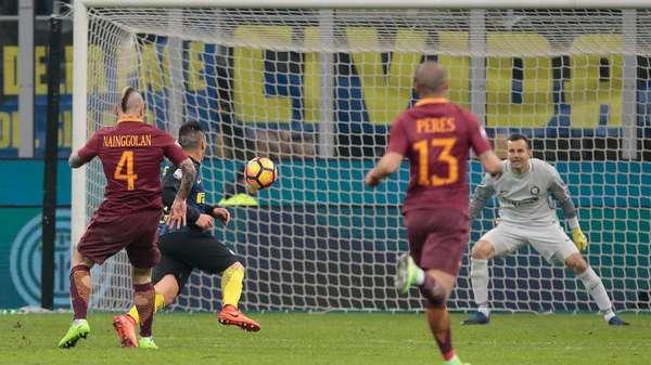 Efektivitas Roma Memanfaatkan Kelengahan Inter