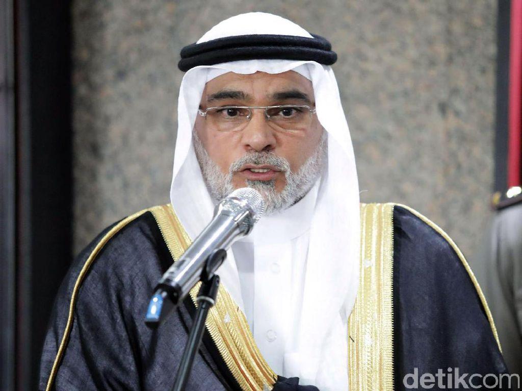 Dubes Saudi Soal Eksekusi Tuti: Tak Pengaruhi Hubungan dengan RI