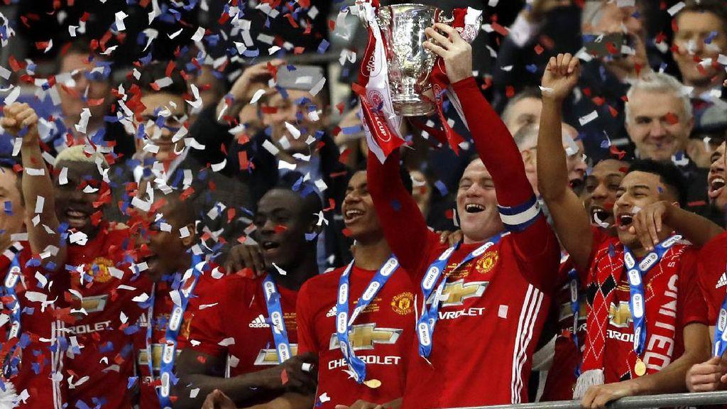 MU Juara Piala Liga Inggris