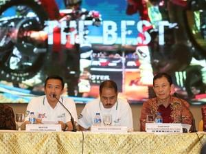 Lima Hari Jelang Indo MXGP, Menpora Tekankan Pentingnya Sinergi Olahraga dan Pariwisata