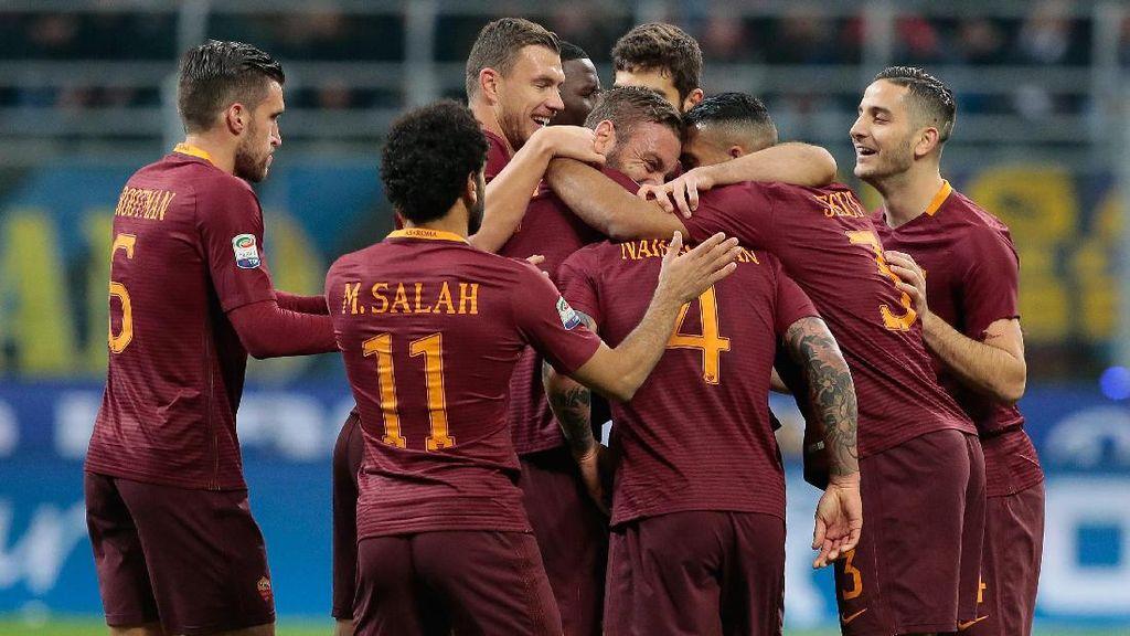 Juve Sulit Disaingi, Finis Kedua Jadi Target Minimal Roma