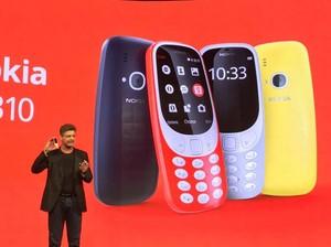 Mengungkap Alasan Kembalinya Ponsel Sejuta Umat Nokia 3310