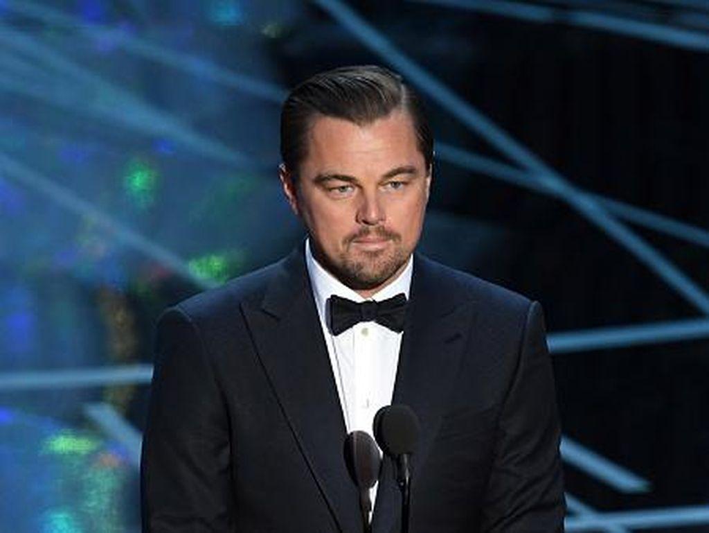 Leonardo DiCaprio Dikabarkan Pacari Model 23 Tahun